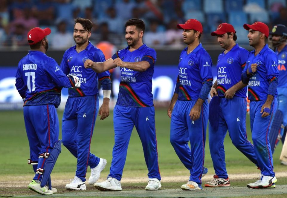 Twitter reactions: Afghanistan restrict India to a draw in last over thriller