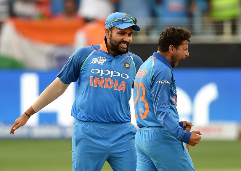 Cricket fraternity congratulates Indian team after their dominant 8 wickets victory over Pakistan