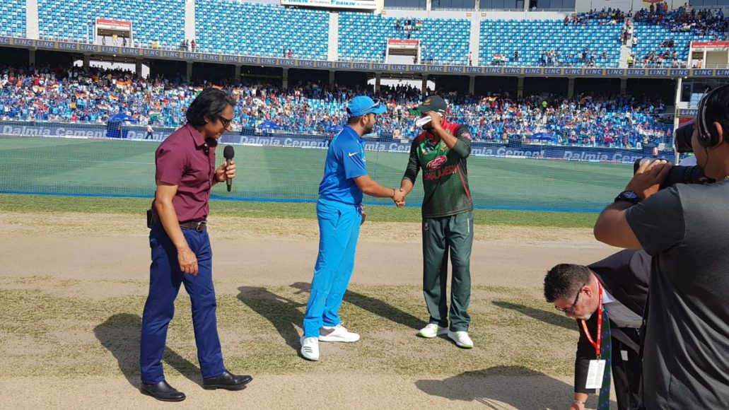 Asia Cup 2018 final, India vs Bangladesh: Toss update and playing XI
