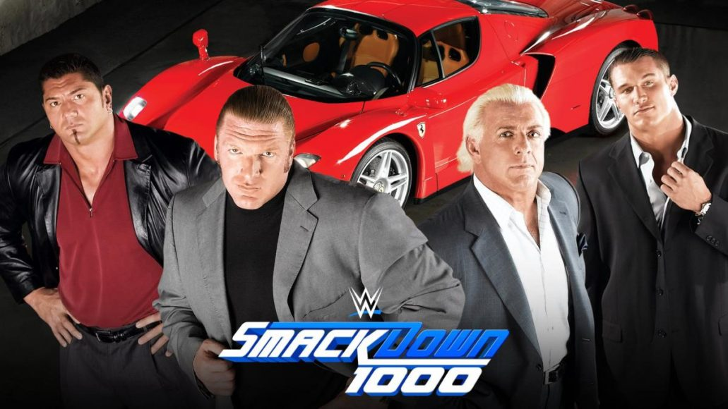 Big WWE star set for a return in the 1000th episode of SmackDown