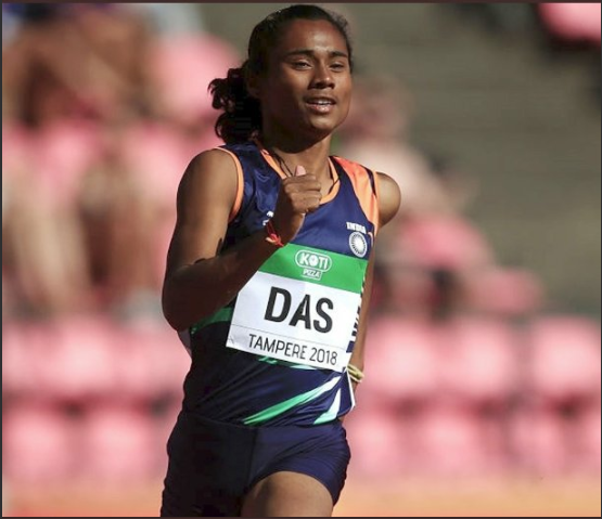 I will try to improve my timings and qualify for the Olympics: Hima Das