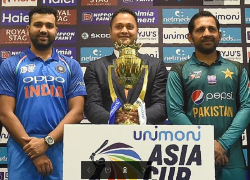Asia Cup 2018: Toss Update and Playing XI of India and Pakistan