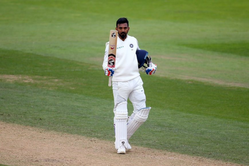 Oval test: Cricket Fraternity applauds KL Rahul after he completes his century