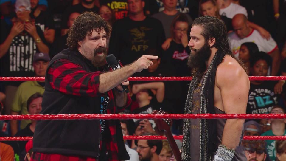 Mick Foley's role announced for WWE Hell in a Cell
