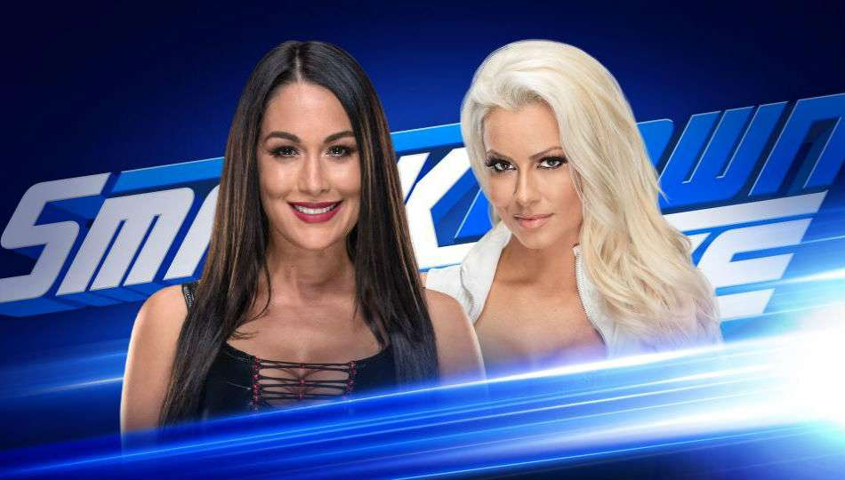 WWE SmackDown Live Results 11 September 2018