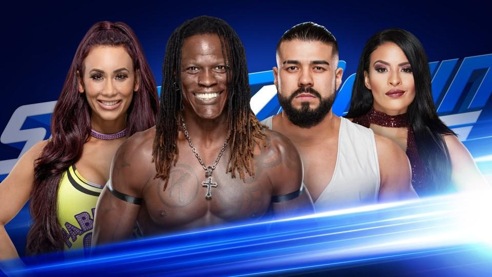 WWE SmackDown Live results 2 October 2018- Go-home show Super Show Down