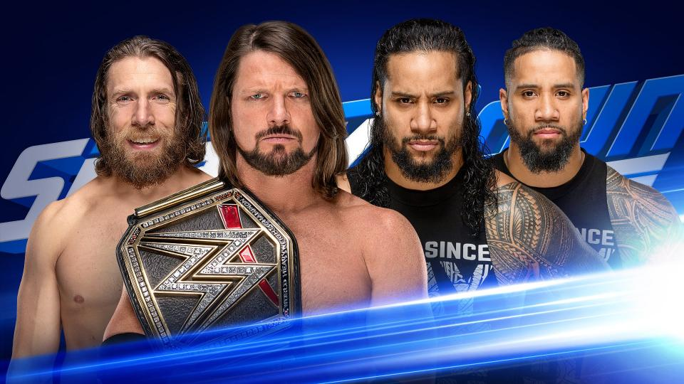WWE SmackDown Live results 23 October 2018
