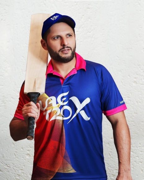 Shahid Afridi was scared to bowl to this Indian batsman