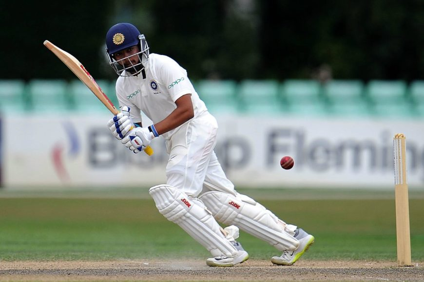 Ten things you need to know about India's latest cricketing sensation Prithvi Shaw