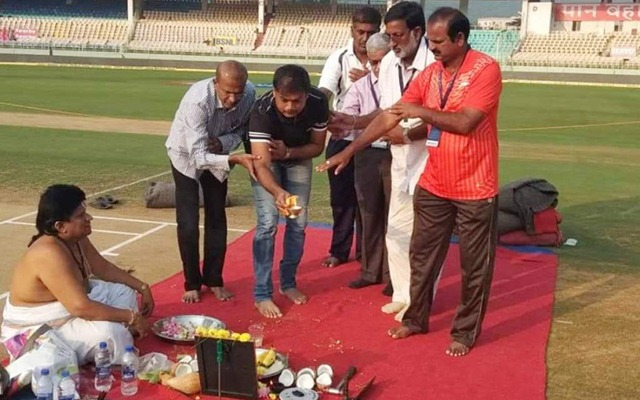 Chief selector MSK Prasad draws criticism after being involved in pitch workship controversy
