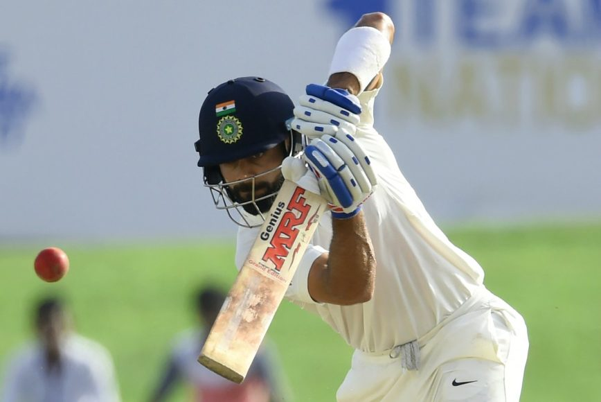 Stats: Virat Kohli break the record of Sachin Tendulkar after completing his 24th test ton