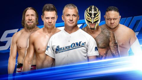 WWE SmackDown Live results 13 October 2018