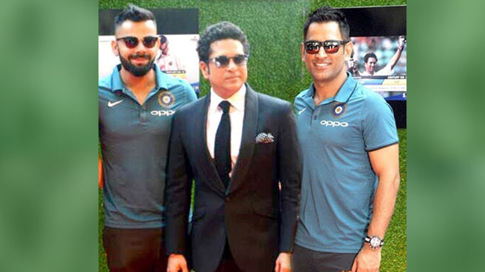 Three Indian cricketers in the list of 10 most influential Indians