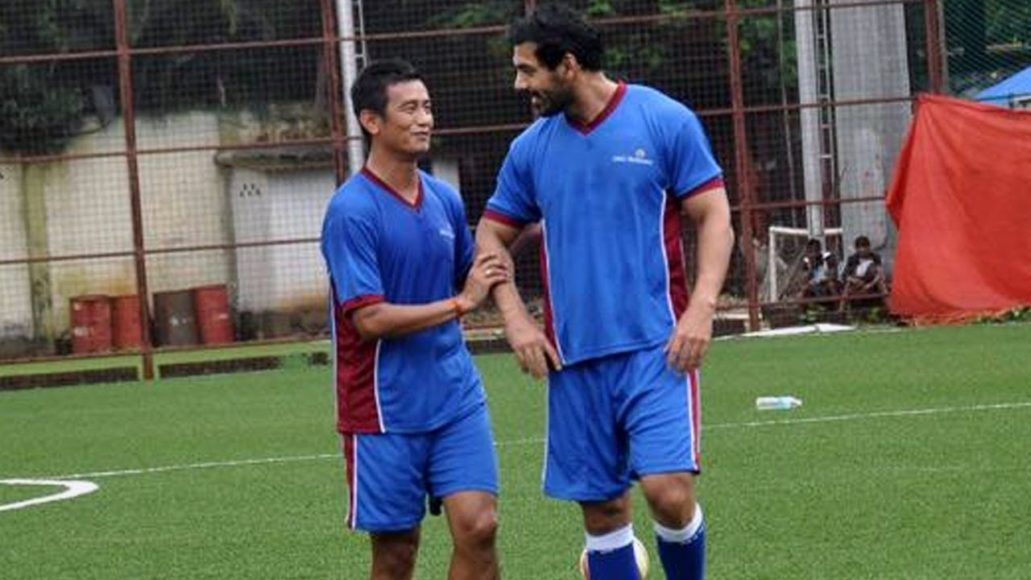 John Abraham to portray the role of this footballer in a biopic