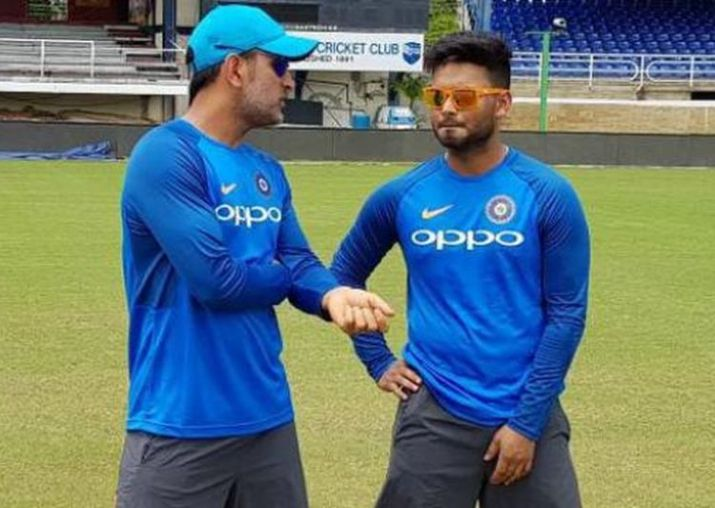 Robin Singh picks between MS Dhoni and Rishabh Pant for 2019 world cup