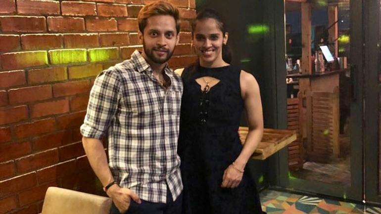 In Pics: Badminton star Saina Nehwal and Parupalli Kashyap's wedding card is leaked