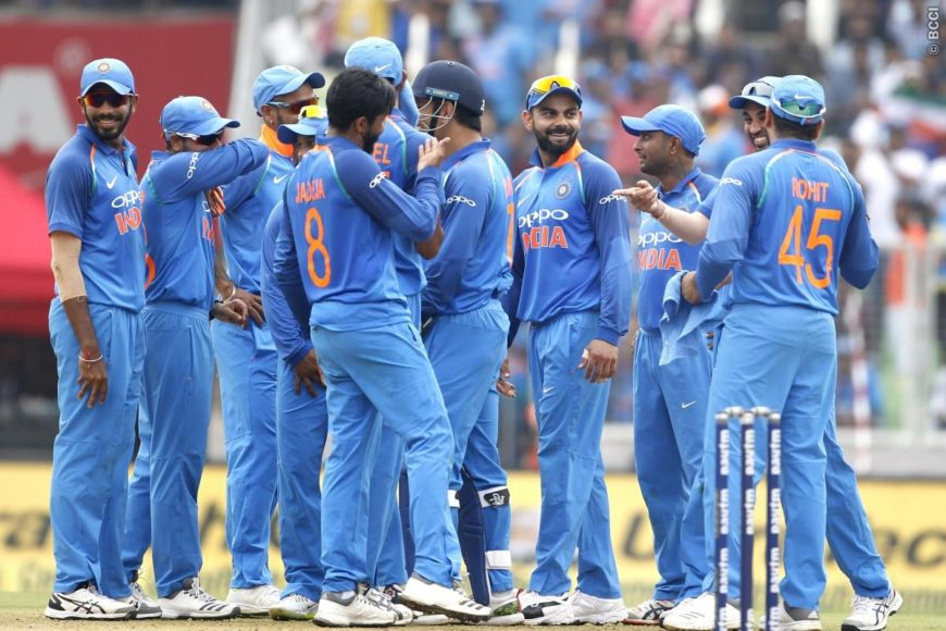 India vs West Indies 2018: India rout West Indies by 9 wickets in the 5th ODI, take the series 3-1