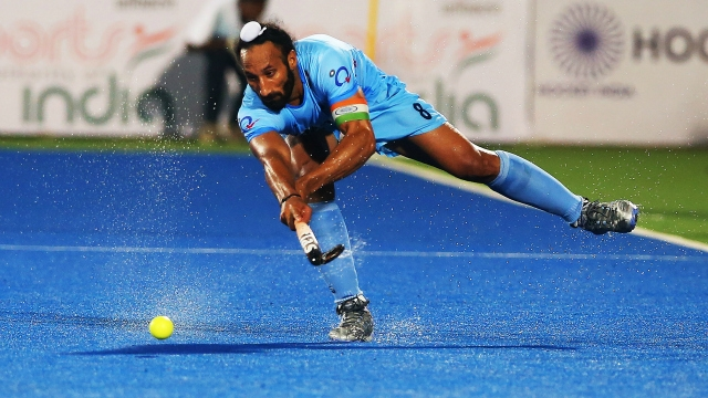 Hockey veteran Sardar Singh retired following the wrong conduct of these two persons
