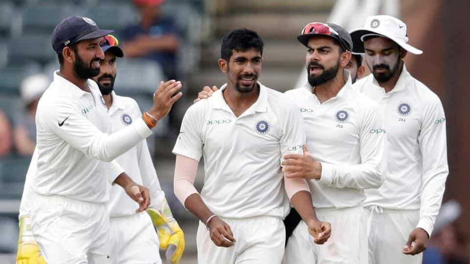 India vs Australia 2018: India announce 12-member squad for first test