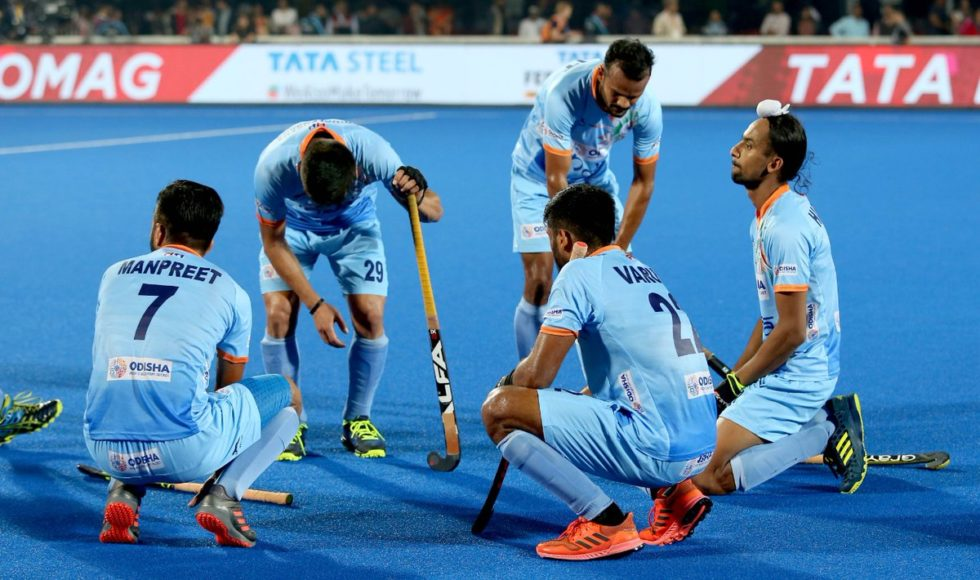 """Young"" Indian team out of the world cup after a heartbreaking loss to ""experienced"""