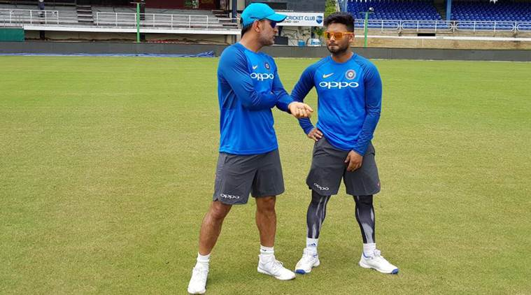 "Rishabh Pant terms this cricketer as ""the hero of the country"""