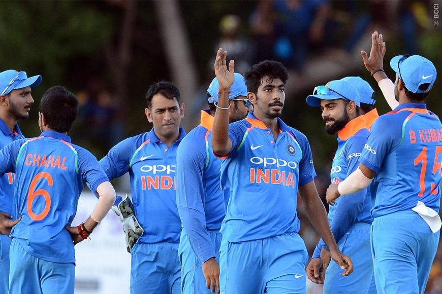 India's predicted playing XI for the first ODI against Australia
