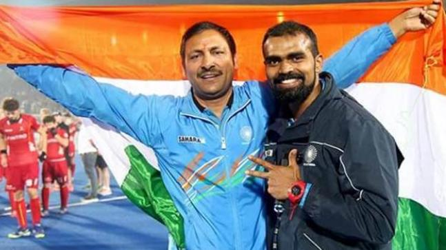 Harendra Singh removed as coach of Indian men's hockey team for the fourth time