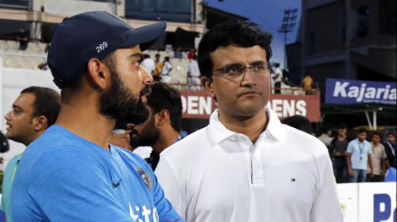 Sourav Ganguly feels this Indian batsman is allready an all time great