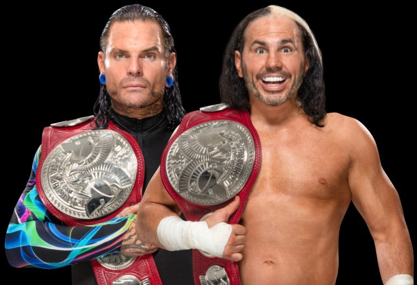 This iconic tag team duo to depart from WWE and join All Elite Wrestling