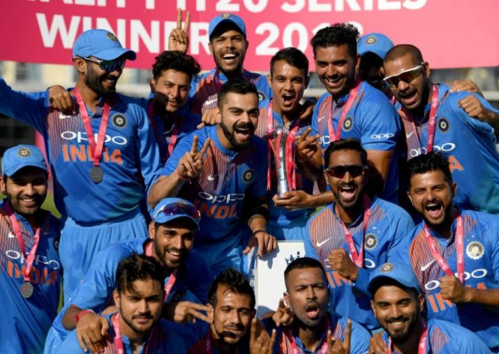 Can India reach the number one spot in ODI rankings after Australia ODI series