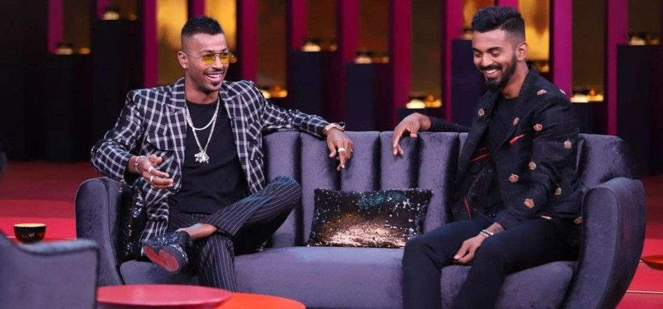 COA provisionally lifts the suspension imposed on KL Rahul and Hardik Pandya