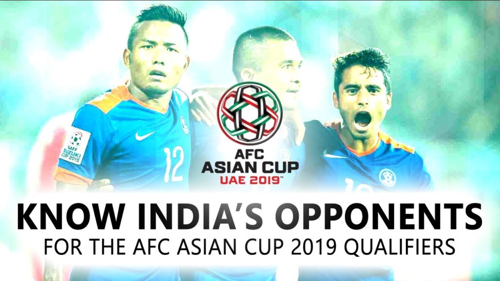 Chances for India in AFC Asian cup 2019- Result prediction and likely opponent in Knockouts