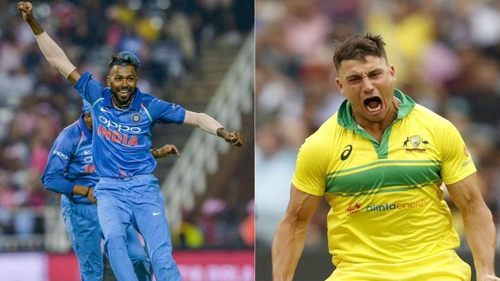 Former Australian great feels Marcus Stoinis is better than Hardik Pandya