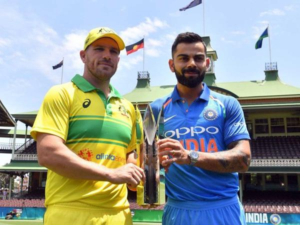 India vs Australia 2019 T20 and ODI series: schedule, live streaming, squads and TV channels
