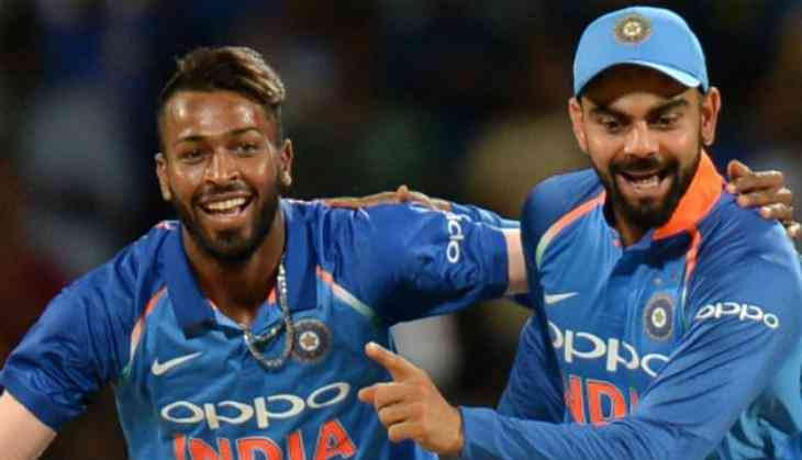 India vs Australia: Hardik Pandya ruled out of the T20 and ODI series