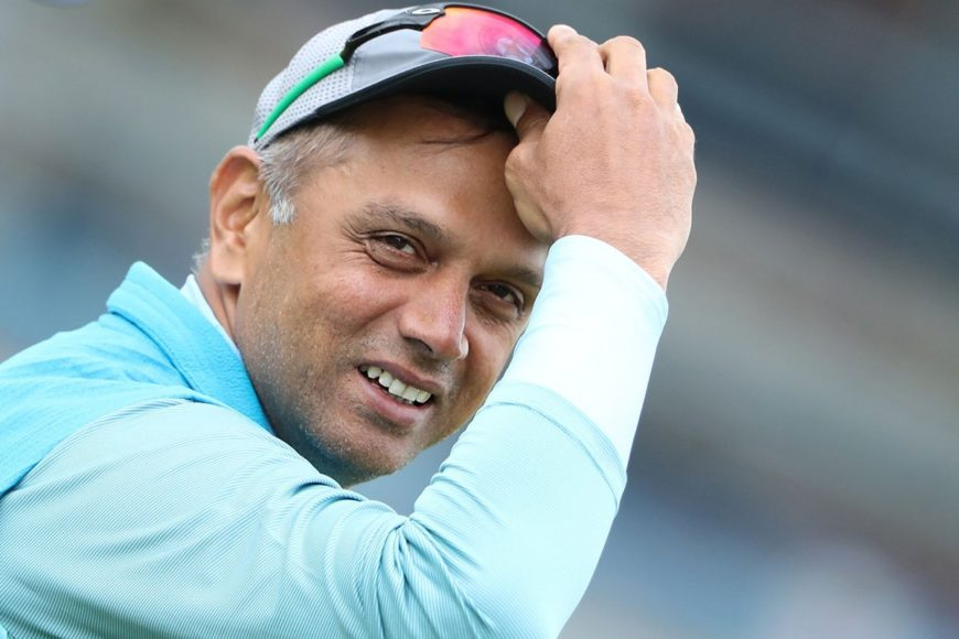 Rahul Dravid predicts the winner of 2019 world cup