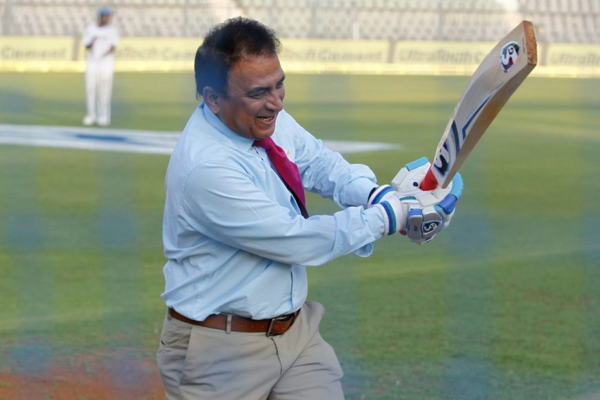 Sunil Gavaskar picks this batsman as the backup opener for world cup