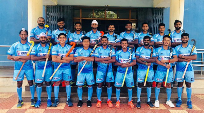 Hockey India announces 18-member India squad for Sultan Azlan Shah Cup 2019