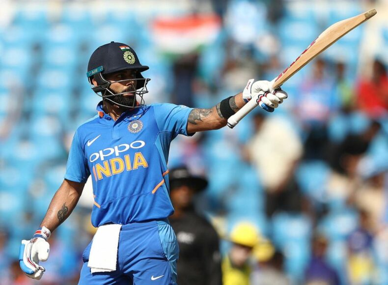 Best reactions after Virat Kohli completes his 40th ODI century