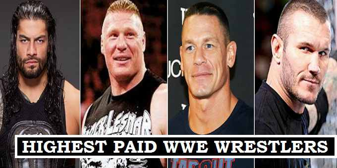 Salary of top WWE stars revealed including John Cena, Roman Reigns and Ronda Rousey