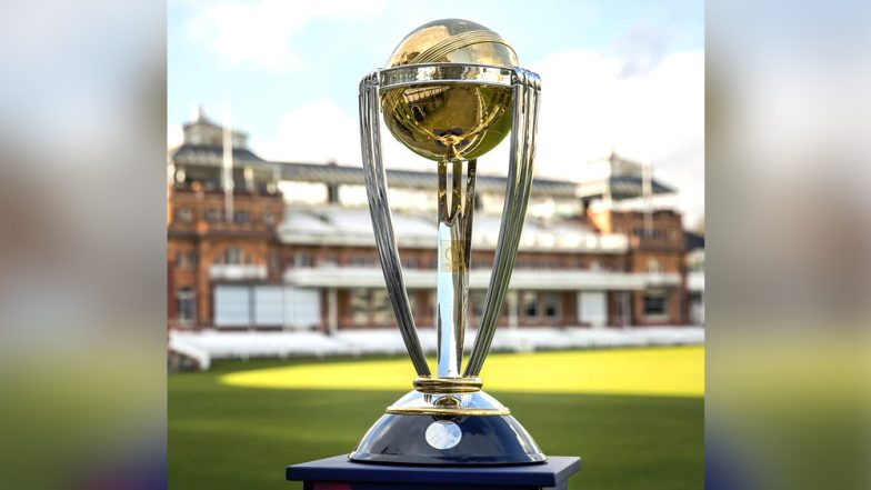 ICC World Cup 2019 warm-up games full schedule