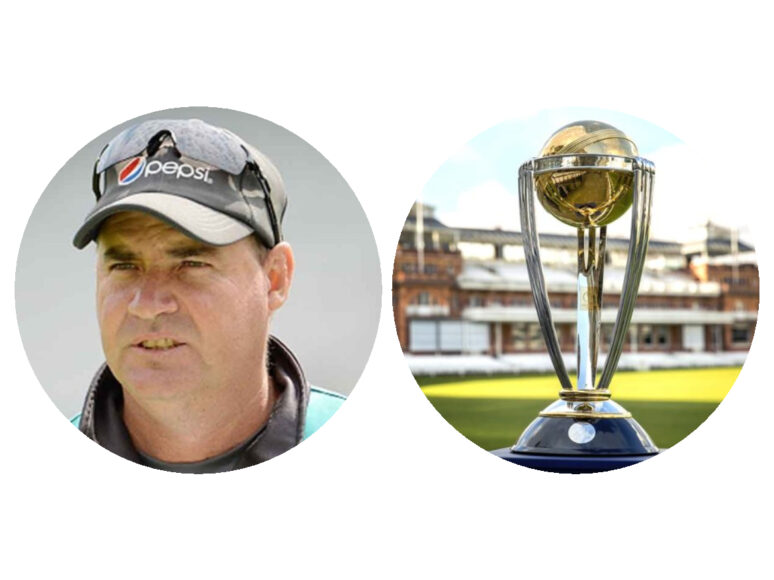 Pakistani coach Mickey Arthur predicts the winner of 2019 World cup