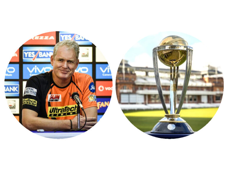 SRH coach Tom Moody predicts the winner of 2019 Cricket world cup