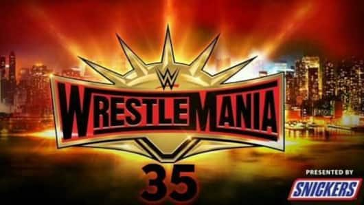 2019 WWE Wrestlemania 35 live streaming in India and where to watch