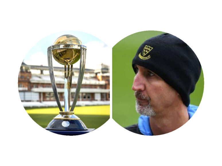 Jason Gillespie predicts the winner of 2019 World cup