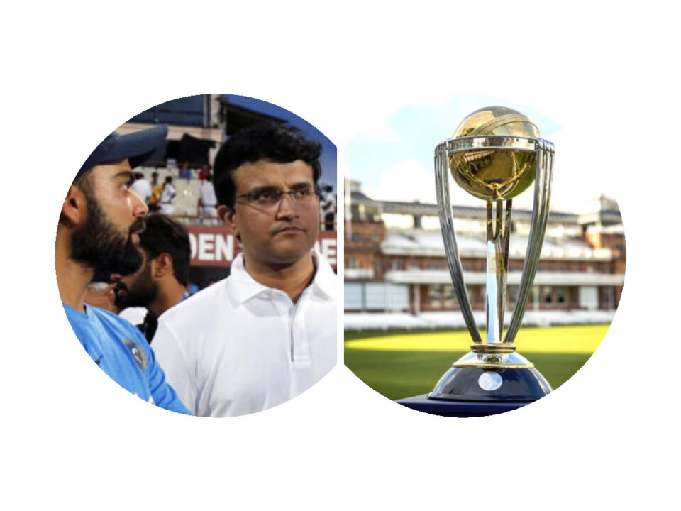 Sourav Ganguly picks 15-man India squad for 2019 World cup, a new face included