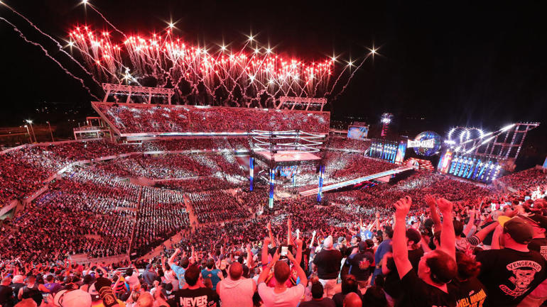 2020 WWE Wrestlemania 36: Venue, date, theme confirmed