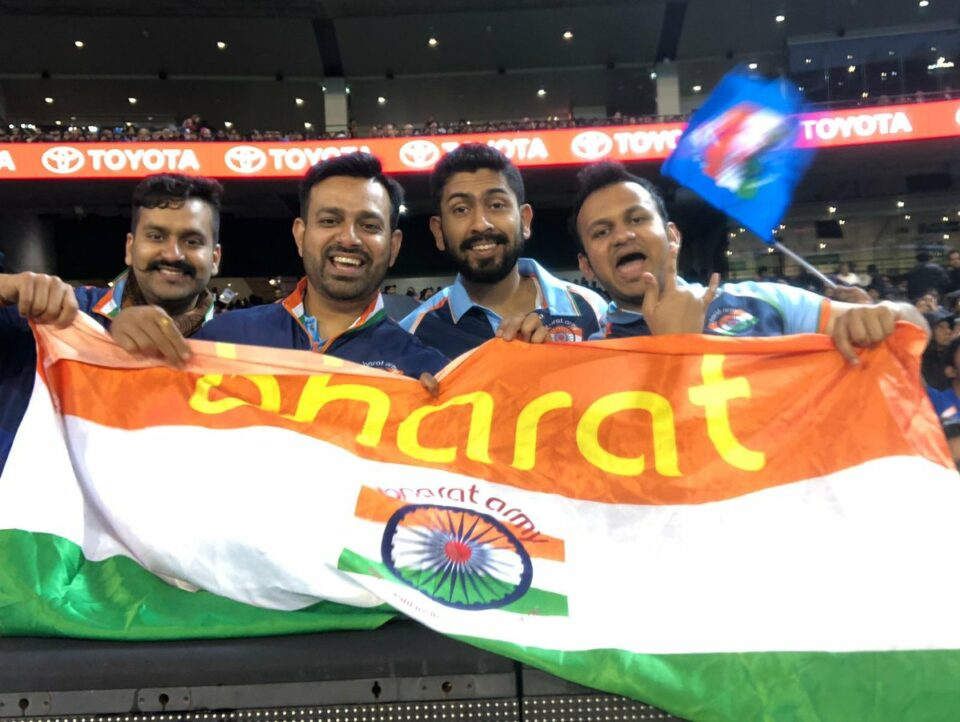From Bharat army to Barmy army: Cricket fan groups who will be at the world cup
