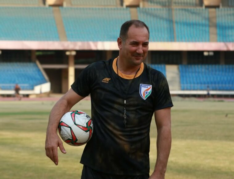 Indian coach Igor Stimac concerned about the defense of the national team
