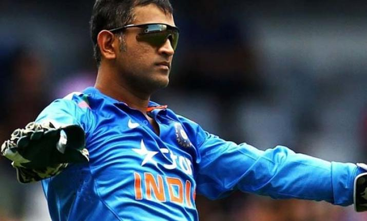 MS Dhoni's teammates used to call him terrorist in his early days